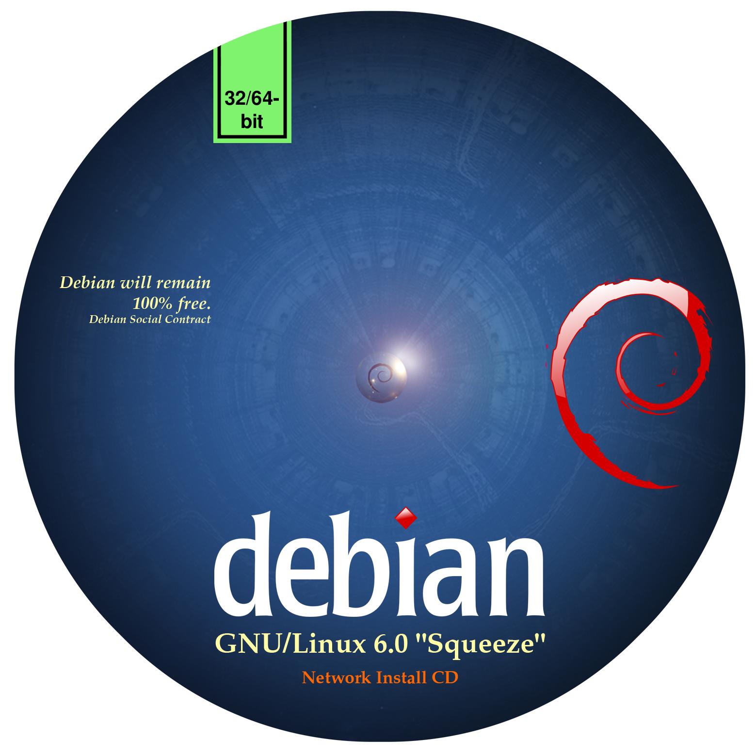 Debian 6.0.0 amd64 dvd 5 iso