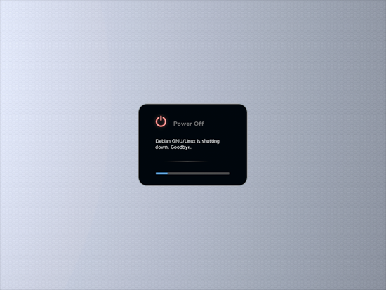 http://lazybrowndog.net/debian/wheezy/journey/_plymouth/journey-plymouth-shutdown-screenshot-800x600.png